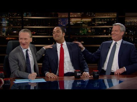 Overtime: Rep. Will Hurd, Myr. Bill de Blasio, Jennifer Rubin, Jon Meacham, Peter Hamby | Real Time