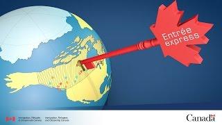 Bir profil oluşturma Kanada'ya göç : Giriş İfade