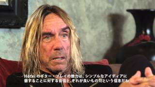 IGGY POP Special Interview for New Beginnings