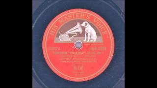 LEOPOLD STOKOWSKI - FINLANDIA OP. 26 NO 7 1 ST RECORD