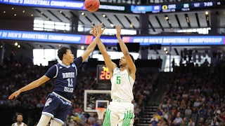 Highlights: Tyler Dorsey's 3-pointer sends Oregon men's basketball to NCAA Sweet 16