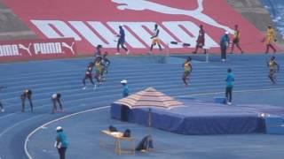 Gibson McCook Relays 2017   Girls 4x100m Cl2 Final