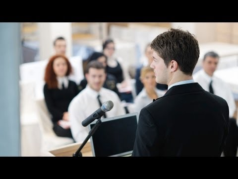 How to Make a Great Introduction Speech | Public Speaking