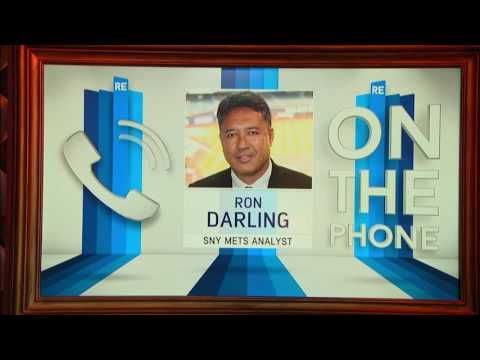 MLB on TBS Analyst Ron Darling on Terry Francona - 10/17/16