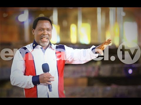 SCOAN 220418: TB Joshua Message   Sunday Service