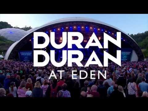 Duran Duran - Wild Boys -  at BBC  Day  Eden Project