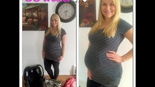 Fit Pregnancy 35 Week Update | Third Trimester