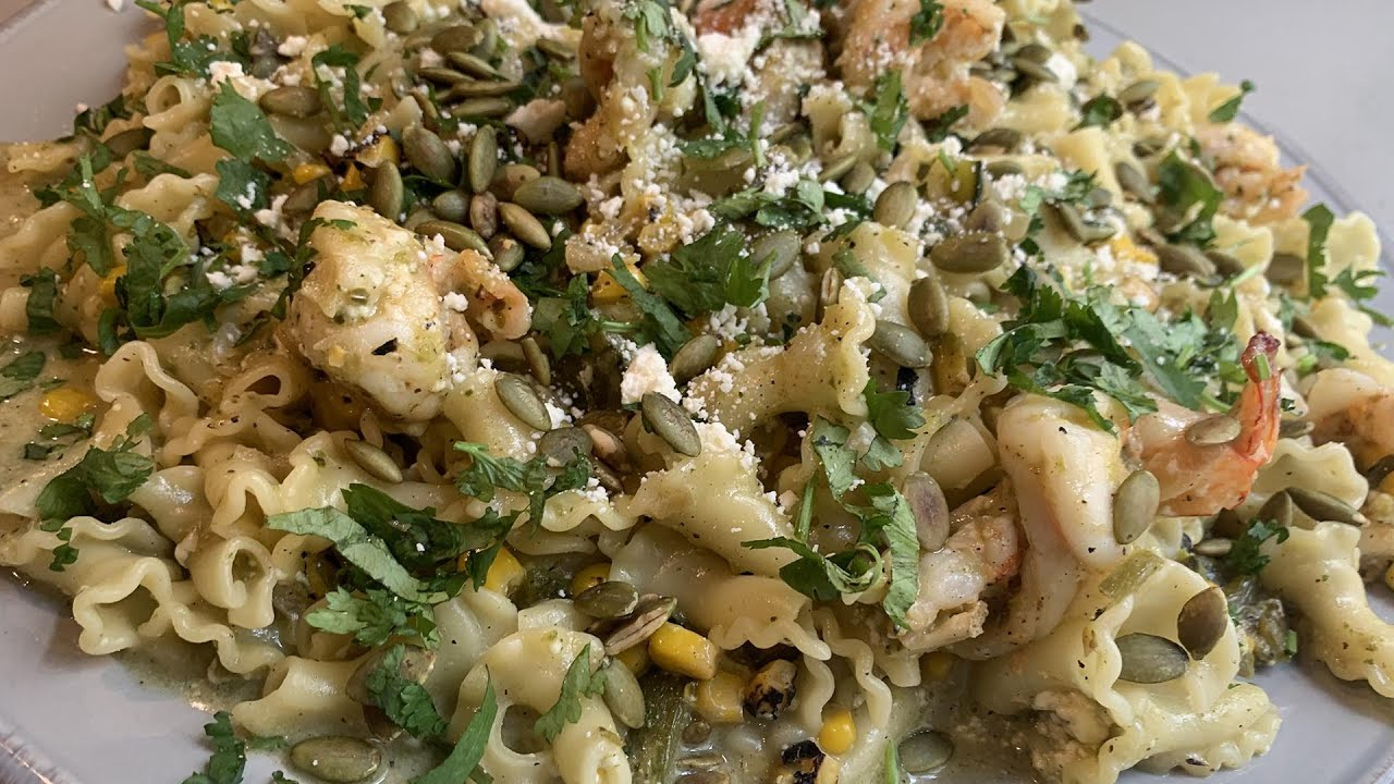 Download How To Make Pasta con Poblano | Rachael Ray