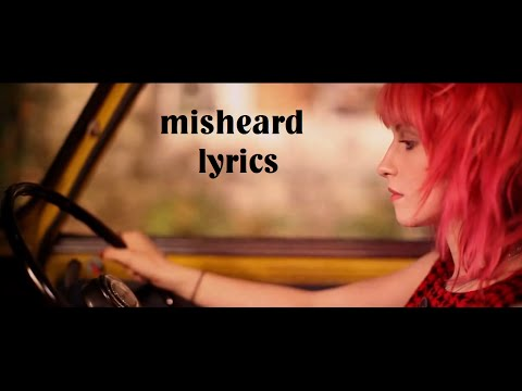 Misheard Pop Punk and Metal Lyrics