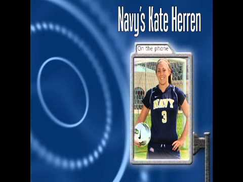 Player of the Week Interview: Navy's Kate Herren (8.26.11)