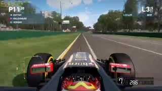F1 2014 Gameplay - GeForce GTX 750 Ti - Ultra 1080p
