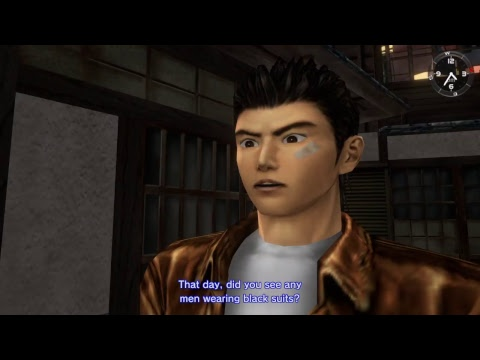 Shenmue I PS4 Longplay EP1 (Japanese voice, English subtitles)