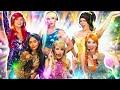 Gambar cover POP STAR PRINCESSES. Ariel, Elsa, Belle, Jasmine, Anna and Aurora Totally TV Parody