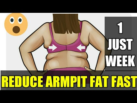 reduce-armpit-fat-||reduce-breast-size||burn-chest-naturally-at-home