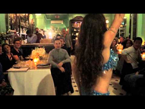Baladi Montreal Belly Dance - Angelica Jordan - Birthday Party/Anniversaire