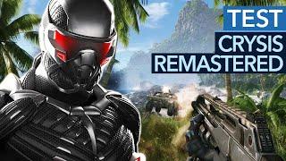 Weniger Inhalt, miese FPS - Das Original ist BESSER! - Crysis Remastered im Test