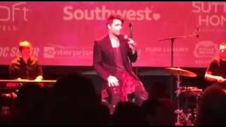 Adam Lambert - If I Had You Live in the Vineyard