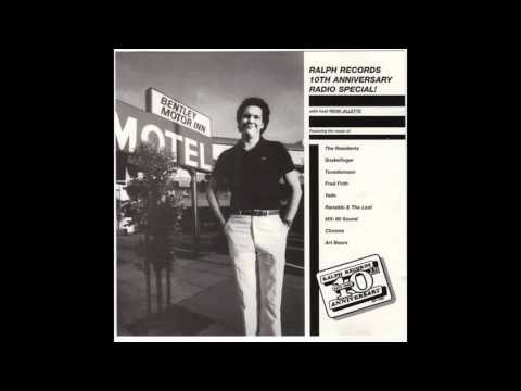 Various / Penn Jillette - Ralph Records 10th Anniversary Radio Special!