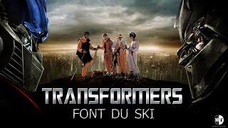 Transformers VS Les bronzés font du ski (Mashup Trailer)