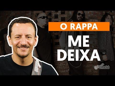 ME DEIXA - O Rappa (aula De Baixo)