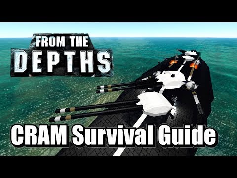 The CRAM Cannoneer Survival Guide - From the Depths