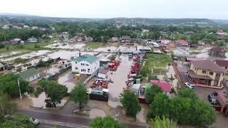 Уссурийск -наводнение 7 августа 2017