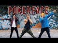 Poker Face - Lady Gaga | Caleb Marshall | Dance Workout