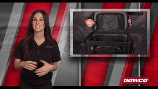 Dowco Iron Rider Quest Motorcycle Tour Rack Bag