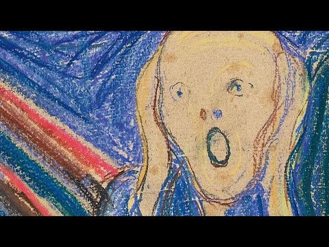 How Edvard Munch's The Scream Became an Icon