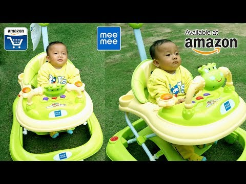 download Baby Walker Unboxing | Assembling | Best Price on Amazon