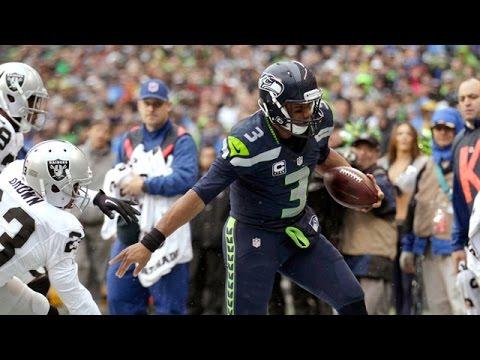 Russell Wilson 2014 season highlights