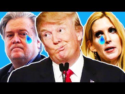 Right Wing HEARTBROKEN Over Trump Deal