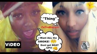 Yandy's #1 Fan Wants to Beat Up Nicki Minaj & Rah Ali after Claiming She Pays For FOLLOWERS 😡
