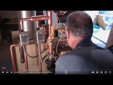 Boiler Thermostat Wiring Diagram Telephone Connection A Honeywell V8043e 1012 Zone Professionally Youtube