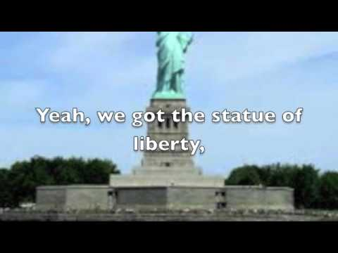American Symbols And Faces Youtube