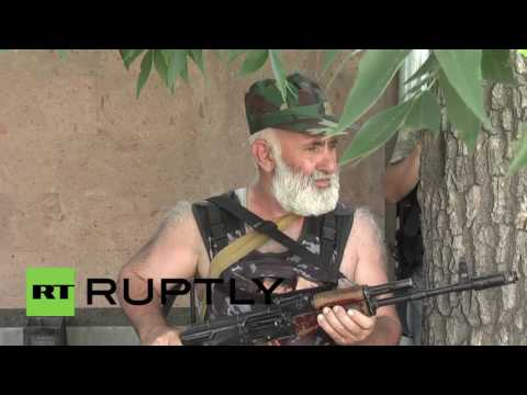 Armenia: All Hostages Freed After Week-long Police Station Siege In Yerevan