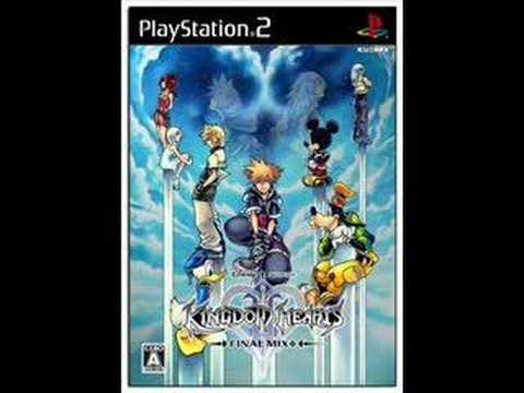 Kingdom Hearts 2 Final Mix Rage Awakened