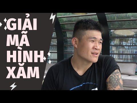 Nhà vô địch Boxing Trương Đình Hoàng GIẢI MÃ HÌNH XĂM trên cơ thể