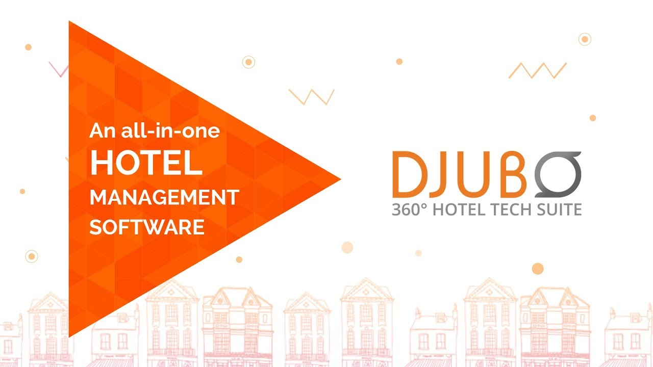 DJUBO Intro Video - An all-in-one HOTEL MANAGEMENT SOFTWARE