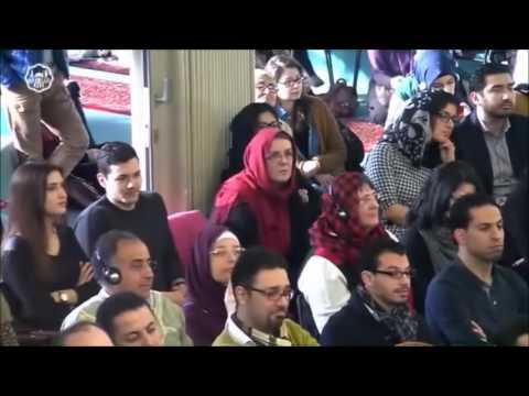 Tariq Ramadhan; Tugas dan Tanggung Jawab Muslim di Eropa (acara Liga Muslim Jerman)