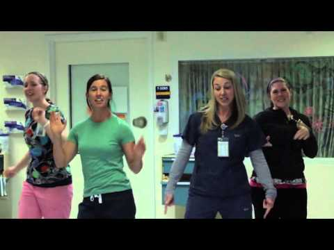 Kelly clarkson's Song Stronger: Cancer SURVIVORS dancing from Seattle Childrens Hospital reposted