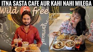 ROADSTOVE CAFE||Best Cafe in Patna City||Most Economical Cafe of Patna||Zaika Patna Ka