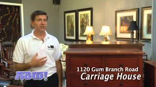 Carriage House - Quality American Made Furniture