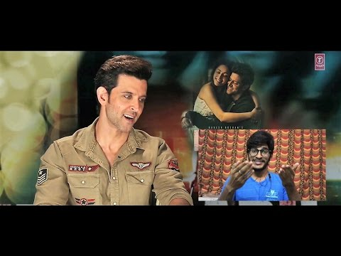 Making of Kaabil Hoon Song (kaabil) REACTION Hrithik,Yami,Jubin,Palak  !!!!