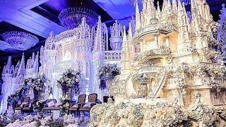 Невероятные свадебные торты семейства кондитеров из Индонезии