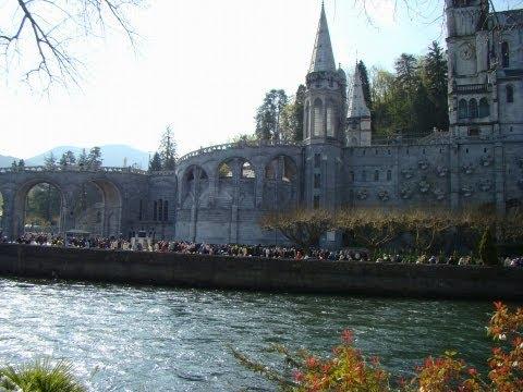 Visit Lourdes France