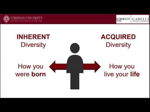 Diversity Matters in Business | Patricia David | TEDxFordhamUniversity