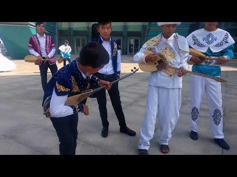 Traditional Music of Kazakhstan