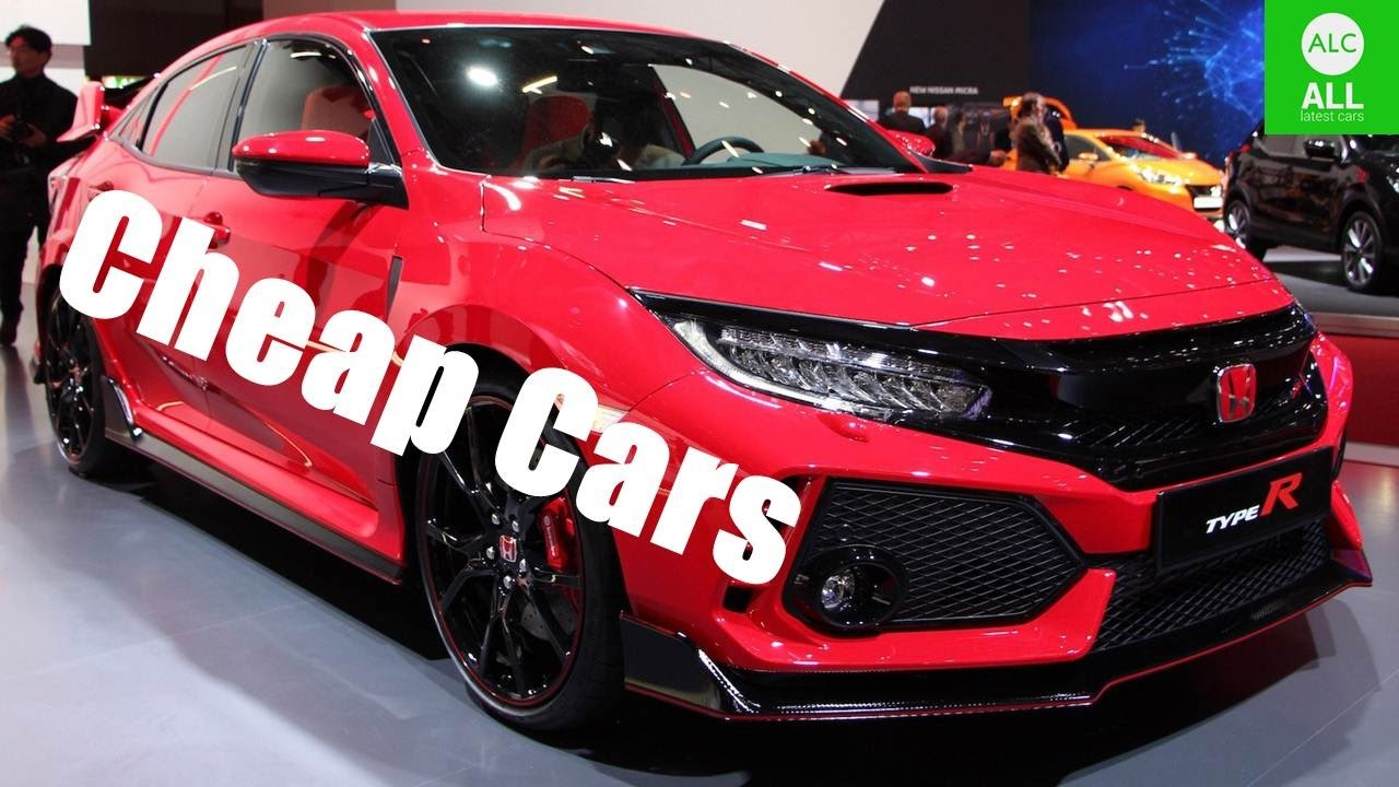 cheap cars for sale 2017 honda civic type r youtube. Black Bedroom Furniture Sets. Home Design Ideas