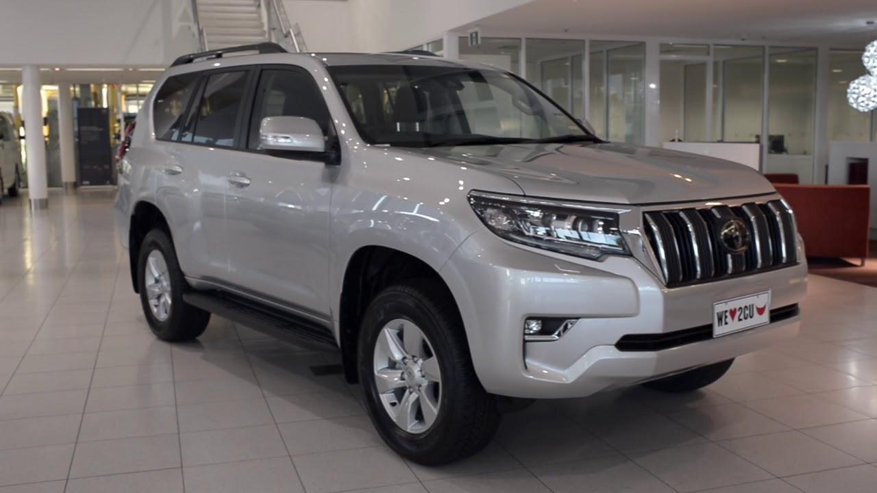 Toyota Prado 2019 >> 2018 Toyota Landcruiser Prado GXL Video Review - YouTube